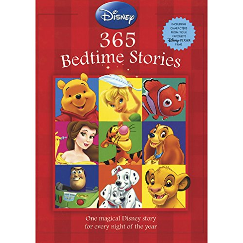 9781445410654: Disney 365 Bedtime Stories