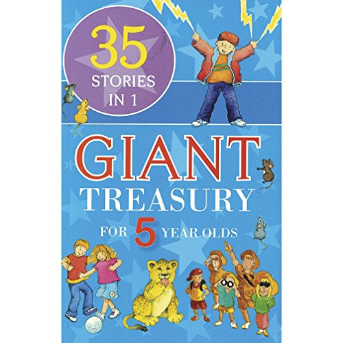 9781445411125: Giant Treasury for 5 Year Olds