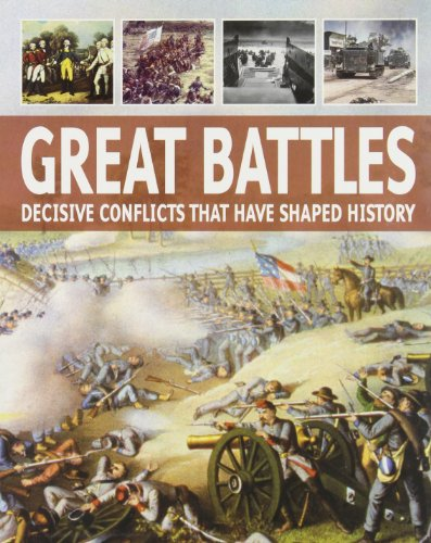 9781445411293: Great Battles (Military Pocket Guide)