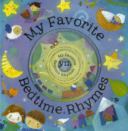 9781445412368: BABY'S BEDTIME LULLABIES AND RHYMES (Baby Songs & Rhymes)