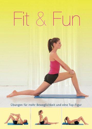 Fit für die Tasche: Fit und Fun. 6-Minuten Training: Übungen für mehr Beweglichkeit und eine Top-Figur : Übungen für mehr Beweglichkeit und eine Top-Figur - Faye Rowe und Sara Rose