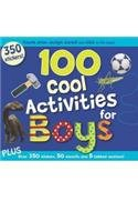 9781445413808: 100 Cool Activities for Boys
