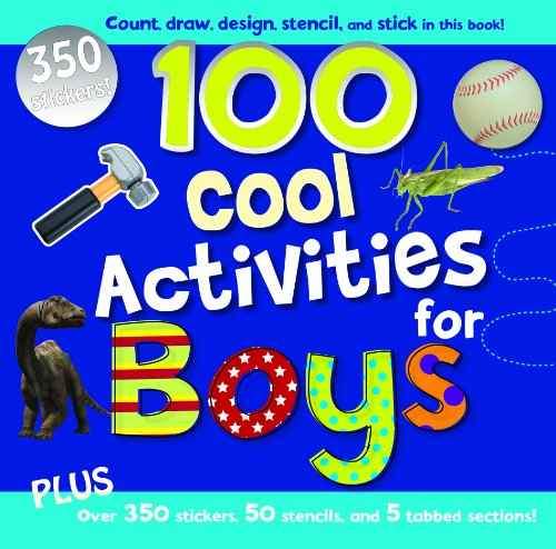 9781445414874: 100 Cool Activities For Boys