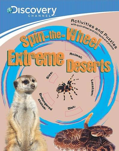Discovery: Spin-the-Wheel Extreme Deserts (Discovery Brown Paper & Wheel): NA