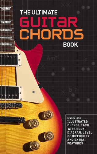 9781445416335: The Ultimate Guitar Chords Book