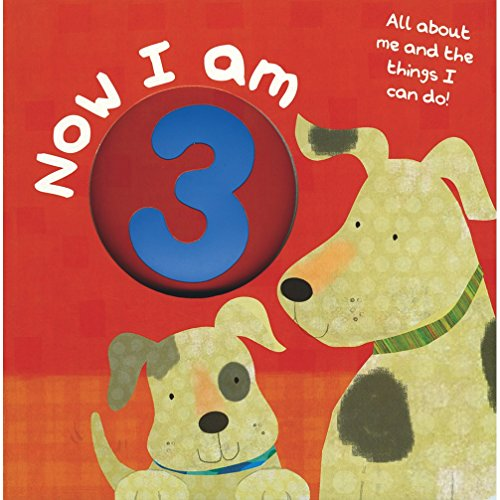 Now I Am 3: Parragon Publishing India
