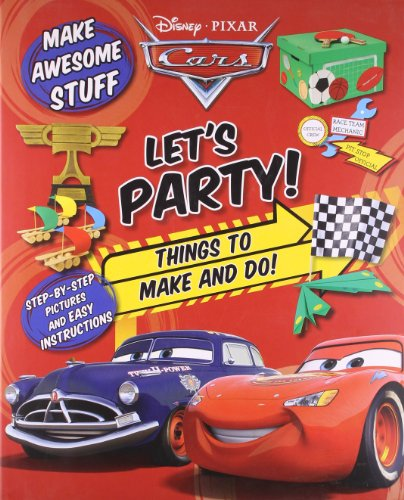 9781445417974: Cars Craft Book - Let's Party