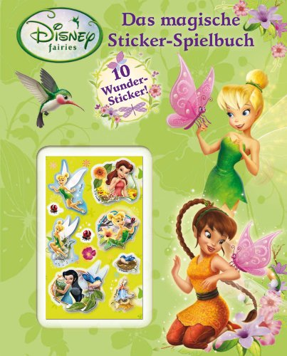 Sticker Fairies: Walt Disney