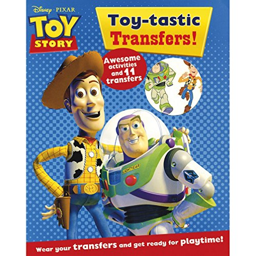 Disney Pixar Toy Story: Toy-Tastic Transfers!: Parragon Publishing India