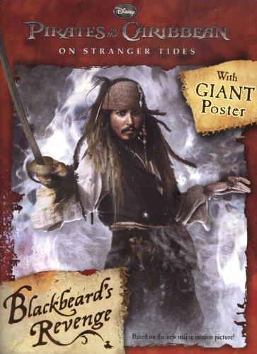 Blackbeard's Revenge (Disney Book of the Film): VARIOUS