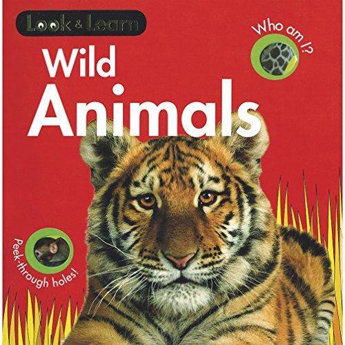 9781445419619: Wild Animals Board Book