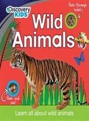 9781445419732: Wild Animals (Discovery Die-cut)