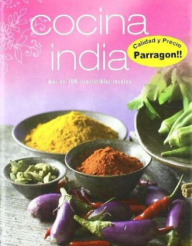 9781445420547: Cocina India.Mas De 100 Irresistibles Recetas