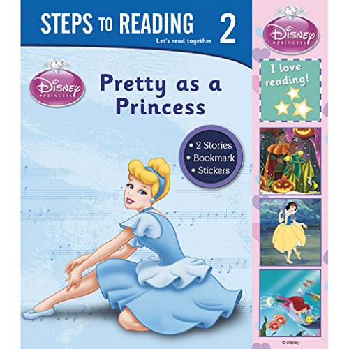 9781445421131: Disney Reading - Pretty as a Princess