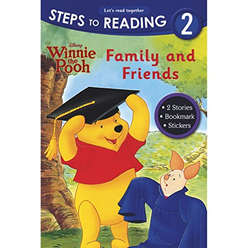 9781445421155: Disney Reading - Family and Friends