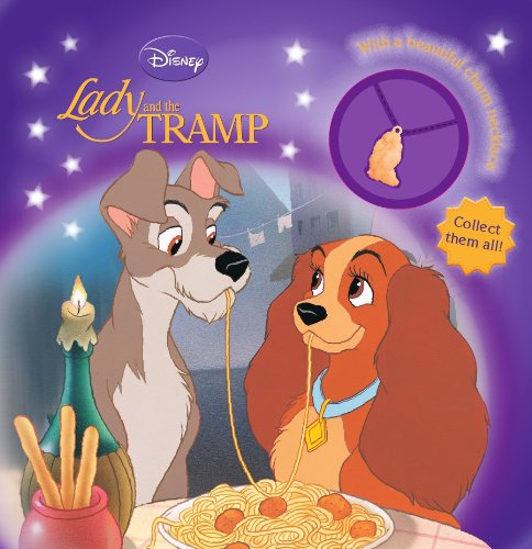 Disney's Lady and the Tramp Charm Book: Parragon Books