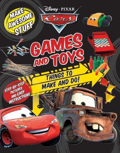 Disney Pixar Make & Do (Cars - Games & Toys) (Disney Make & Do): Disney