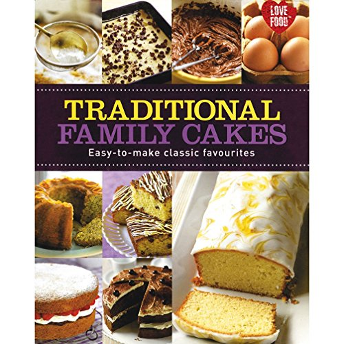 9781445422954: Traditional Family Cakes