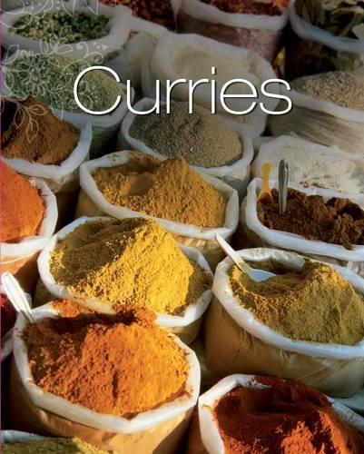 9781445424330: Perfect Padded Cookbooks: Curries - Love Food