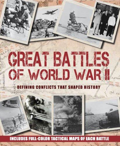 9781445424750: GREAT BATTLES OF WW2