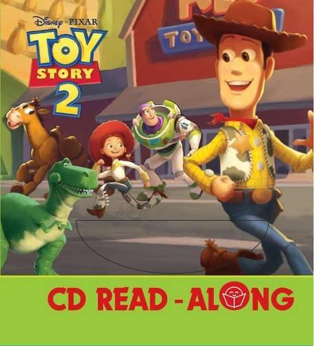 9781445424866: Disney Mini CD Read-alongs - Toy Story 2