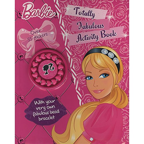 9781445424941: Barbie: Totally Fabulous Activity Book