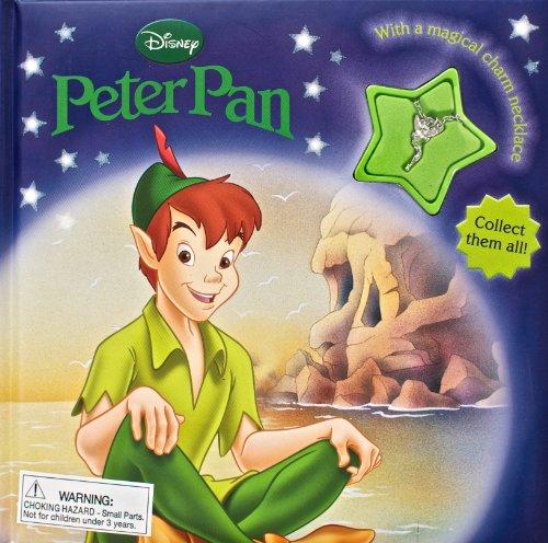 9781445425221: Disney's Peter Pan (Charm Book) (Disney Charm Book)