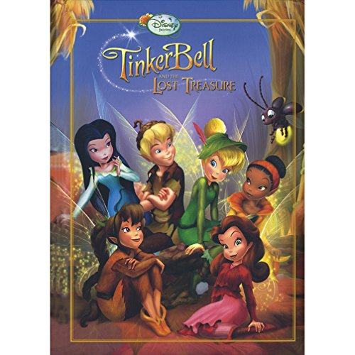 9781445426136: Disney Tinkerbell and the Lost Treasure