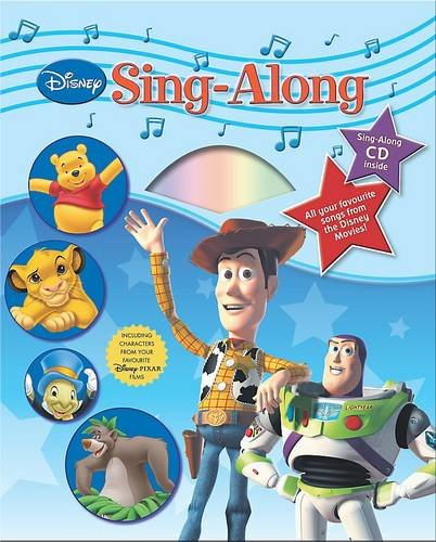 Disney New Sing-Along: Parragon Publishing India