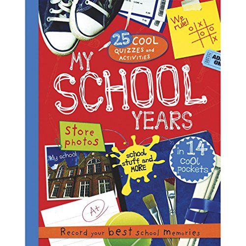 9781445427188: My School Years: Best Memories Album