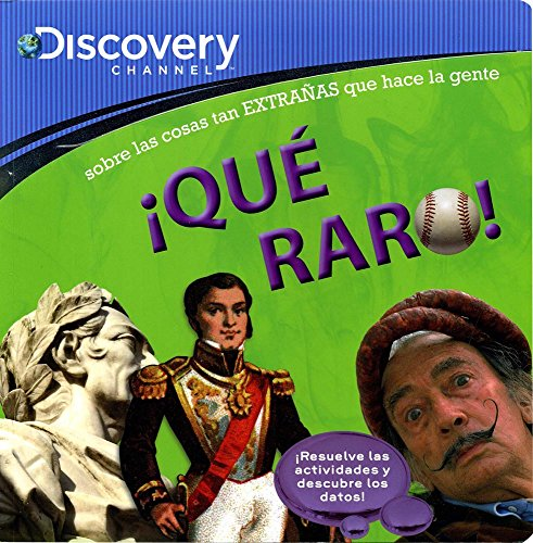 9781445427447: discovery channel ?que raro!