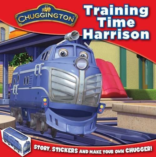 9781445427508: Chuggington - Training Time Harrison
