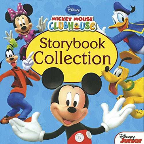 9781445427911: Disney Mickey Mouse Clubhouse Storybook Collection (Treasury)