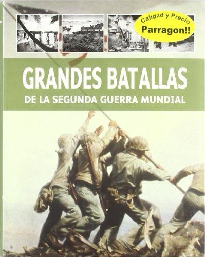 9781445428369: Grandes batallas de la segunda Guerra mundial
