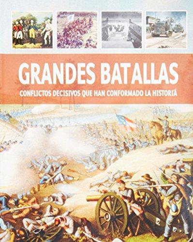 9781445428376: Grandes batallas