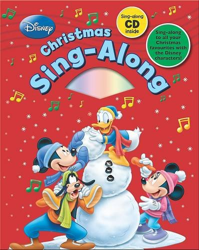 9781445429052 disney christmas sing along