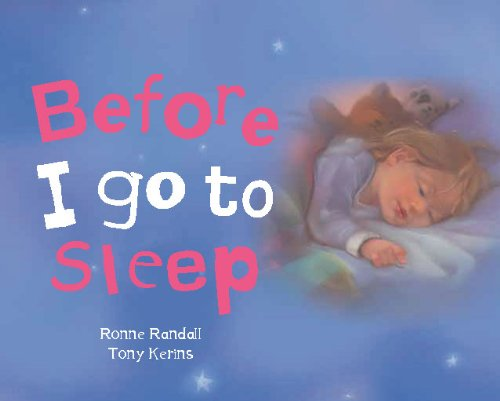 9781445429656: Before I Go to Sleep (Picture Board Books)
