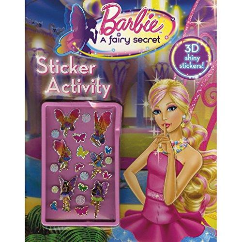 Barbie a Fairy Secret: Sticker Activity (20 Fairy Stickers!): Parragon Publishing India