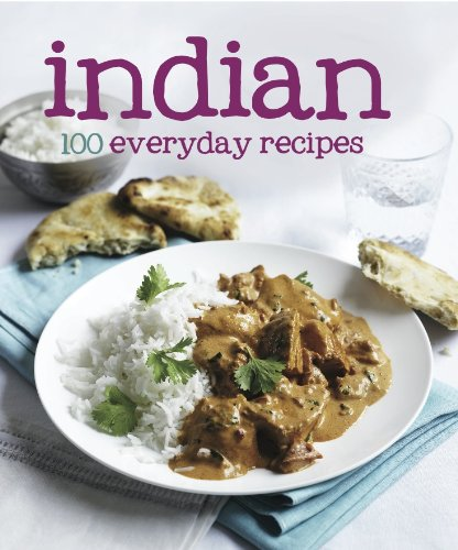 9781445430508: Indian (100 Recipes) (Love Food)