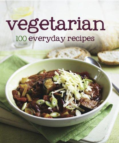 9781445430522: Vegetarian (100 Recipes)