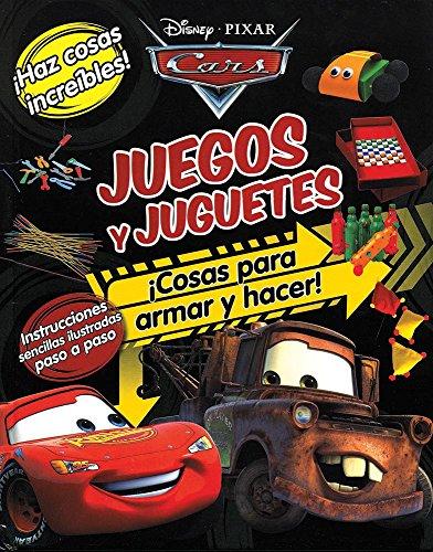 9781445430775: ¡COSAS PARA ARMAR Y HACER! DISNEY JUEGOS Y JUGUETES