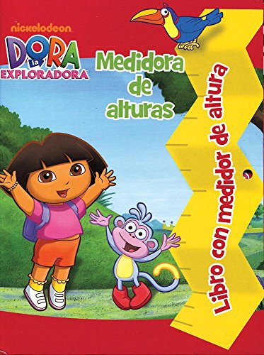 9781445432809: DORA LA EXPLORADORA-Medidora Alturas