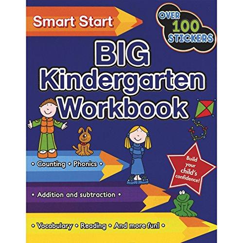 9781445432922: Smart Start Big Kindergarten Workbook