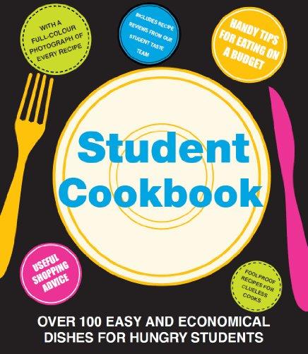 The Student Cookbook - Love Food: Parragon Books - Love Food
