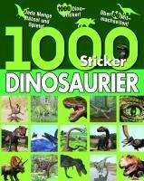 9781445435336: 1000 Sticker Dinosaurier