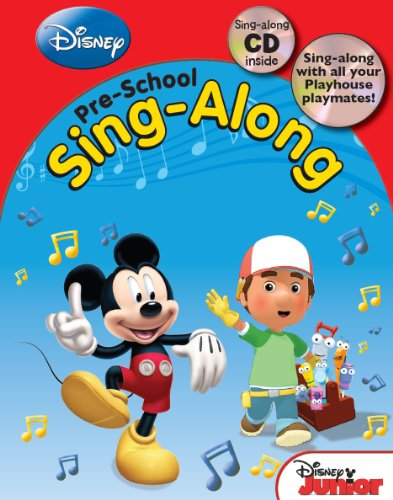 Disney Pre-School Sing-Along: Parragon Publishing India