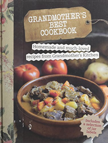 Grandma's Best Recipes (Love Food): Parragon Books, Love