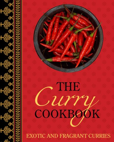The Curry Cookbook: Parragon Publishing India