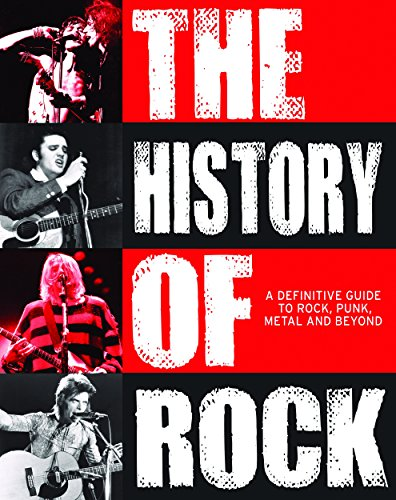9781445438146: History of Rock