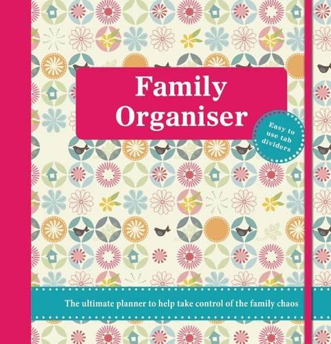 Family Organiser (Spiral)